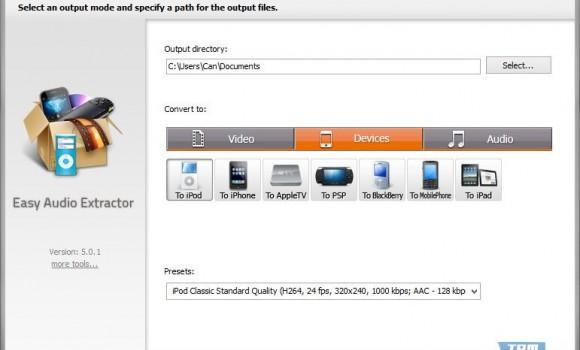Easy Audio Extractor Ekran Görüntüleri - 3