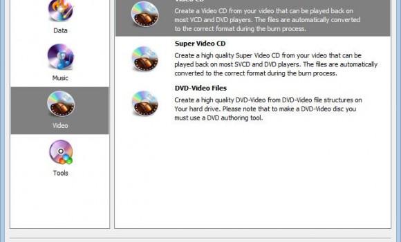 Easy Burning Studio Ekran Görüntüleri - 2