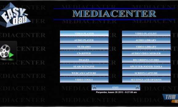 Easy-Data Mediacenter Ekran Görüntüleri - 3