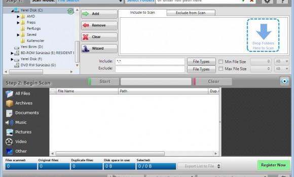 Easy Duplicate Finder Ekran Görüntüleri - 4