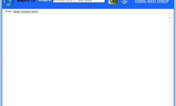 Easy FTP Ekran Görüntüleri - 1