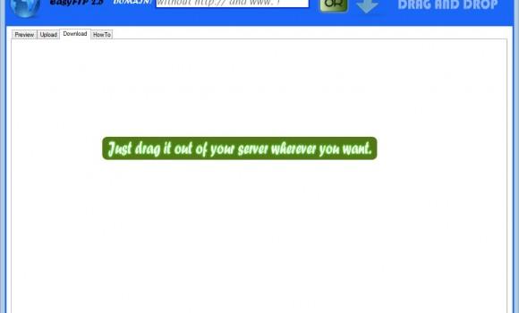 Easy FTP Ekran Görüntüleri - 3