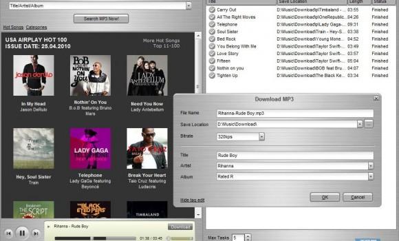 Easy MP3 Downloader Ekran Görüntüleri - 4
