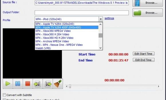 Easy Video Cutter Ekran Görüntüleri - 3