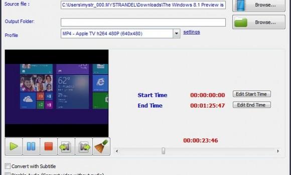 Easy Video Cutter Ekran Görüntüleri - 2