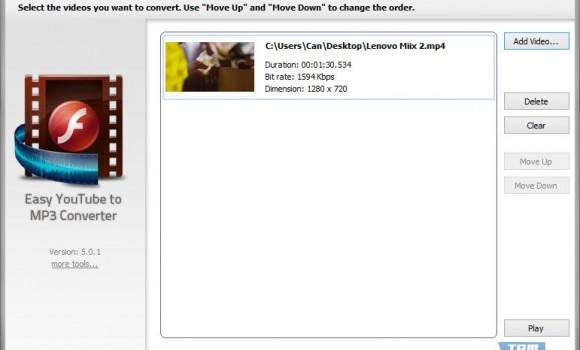 Easy YouTube To Mp3 Converter Ekran Görüntüleri - 2