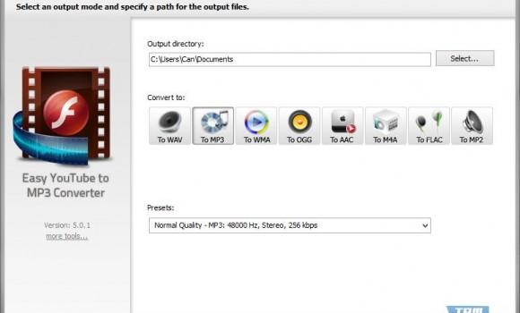Easy YouTube To Mp3 Converter Ekran Görüntüleri - 1