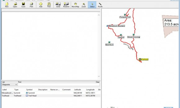 EasyGPS Ekran Görüntüleri - 2