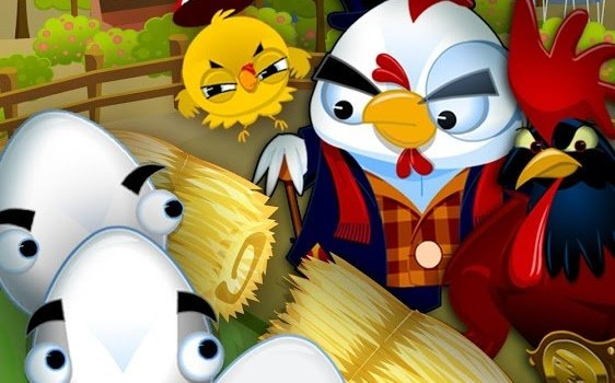 Egg vs. Chicken Ekran Görüntüleri - 5
