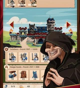 Empire: Four Kingdoms Ekran Görüntüleri - 3