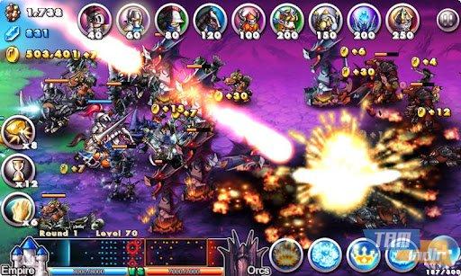 Empire vs Orcs Ekran Görüntüleri - 4