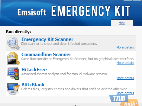 Emsisoft Emergency Kit Ekran Görüntüleri - 8