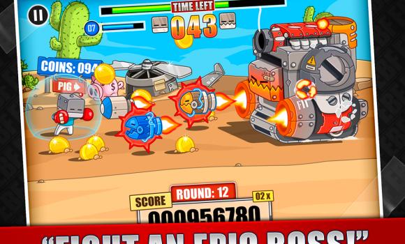Endless Boss Fight Ekran Görüntüleri - 4