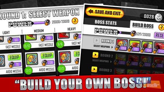 Endless Boss Fight Ekran Görüntüleri - 1
