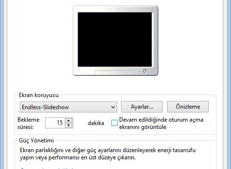 Endless Slideshow Screensaver Ekran Görüntüleri - 1