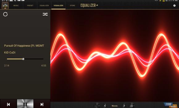 Equalizer+ Ekran Görüntüleri - 9