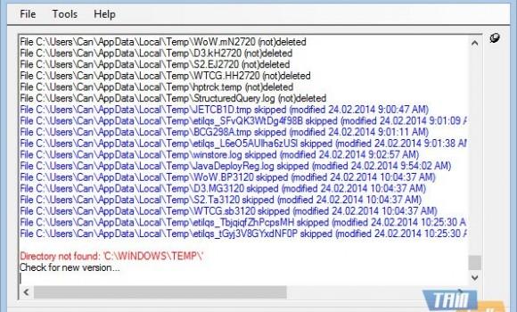 EraseTemp Ekran Görüntüleri - 2