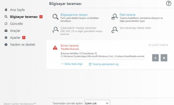 ESET Smart Security Ekran Görüntüleri - 5