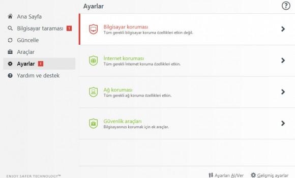 ESET Smart Security Ekran Görüntüleri - 2