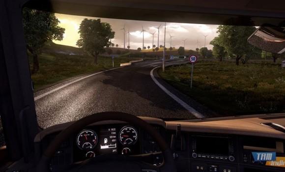 Euro Truck Simulator 2 Ekran Görüntüleri - 3