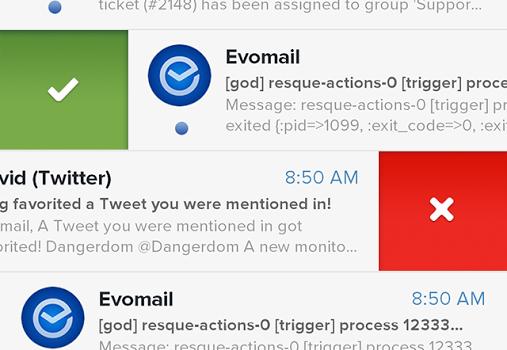 Evomail Ekran Görüntüleri - 5