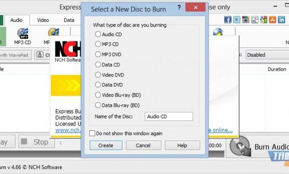 Express Burn Ekran Görüntüleri - 6