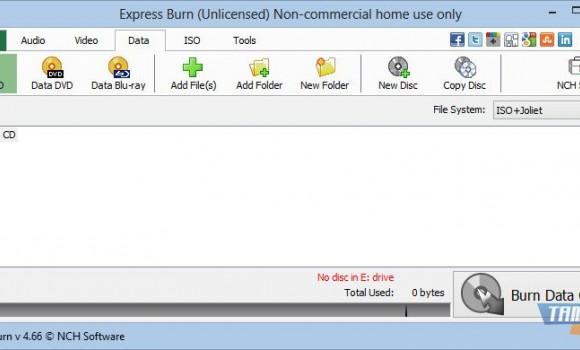 Express Burn Ekran Görüntüleri - 3