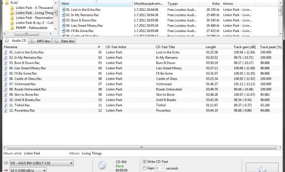 EZ CD Audio Converter Ekran Görüntüleri - 3