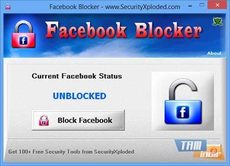 Facebook Blocker Ekran Görüntüleri - 1