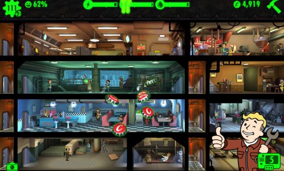 Fallout Shelter Ekran Görüntüleri - 3