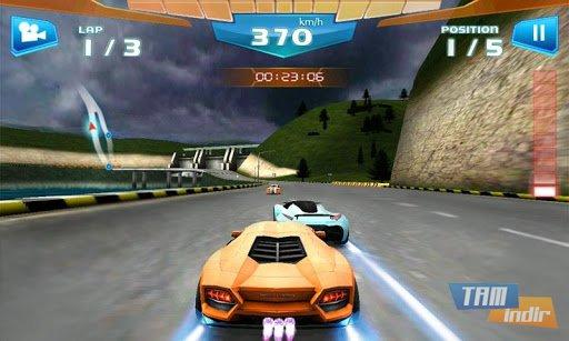 Fast Racing 3D Ekran Görüntüleri - 5