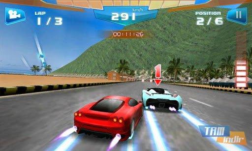 Fast Racing 3D Ekran Görüntüleri - 4