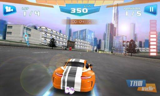 Fast Racing 3D Ekran Görüntüleri - 2