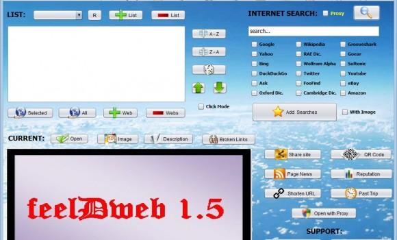 feelDweb Ekran Görüntüleri - 1