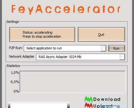 FeyAccelerator Ekran Görüntüleri - 2