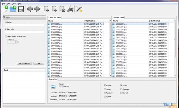 File Attribute Changer Ekran Görüntüleri - 6