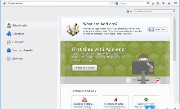 Firefox Ekran Görüntüleri - 4