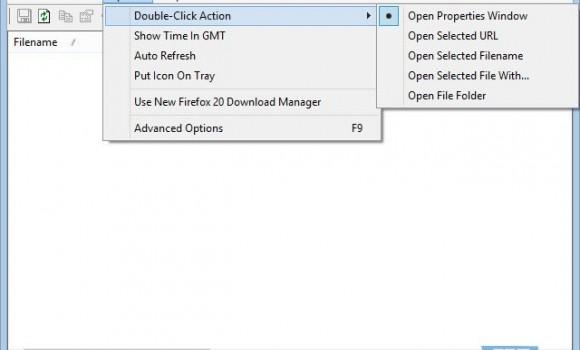 FirefoxDownloadsView Ekran Görüntüleri - 1