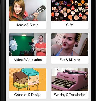 Fiverr Ekran Görüntüleri - 1
