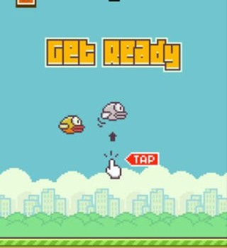 Flappy Bird Ekran Görüntüleri - 2