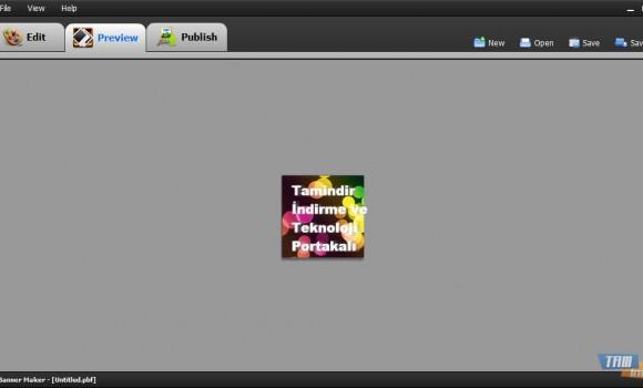 Flash Banner Maker Ekran Görüntüleri - 3