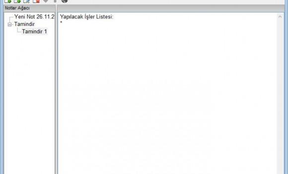 Flashnote Ekran Görüntüleri - 2