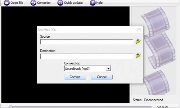 FLV Player Ekran Görüntüleri - 1