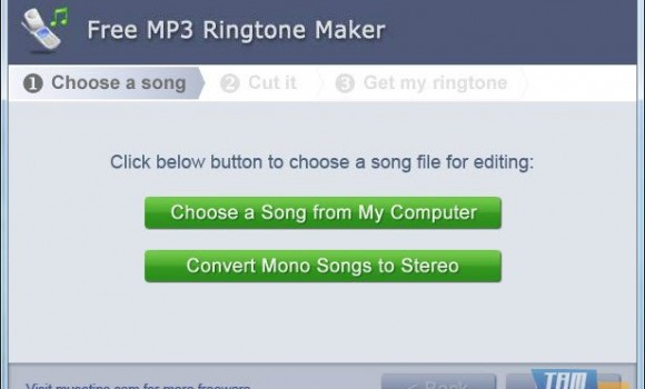 Free MP3 Ringtone Maker Ekran Görüntüleri - 1