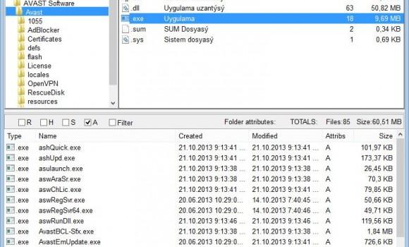 Folder Explorer Ekran Görüntüleri - 2