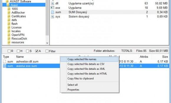 Folder Explorer Ekran Görüntüleri - 1