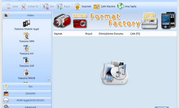 Format Factory Ekran Görüntüleri - 6