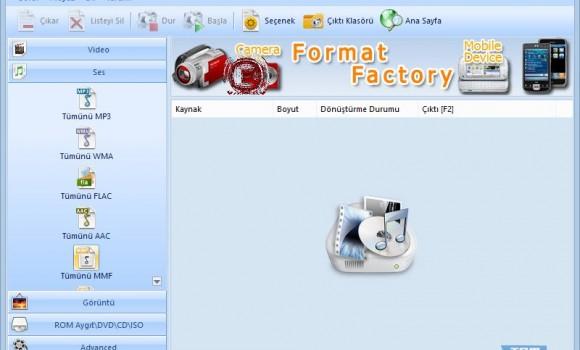 Format Factory Ekran Görüntüleri - 5