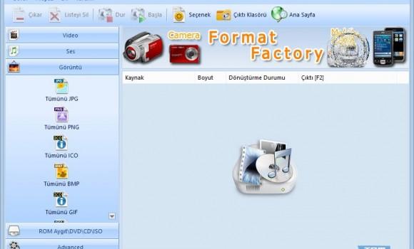 Format Factory Ekran Görüntüleri - 4
