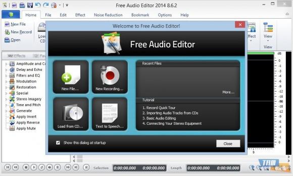 Free Audio Editor Ekran Görüntüleri - 6